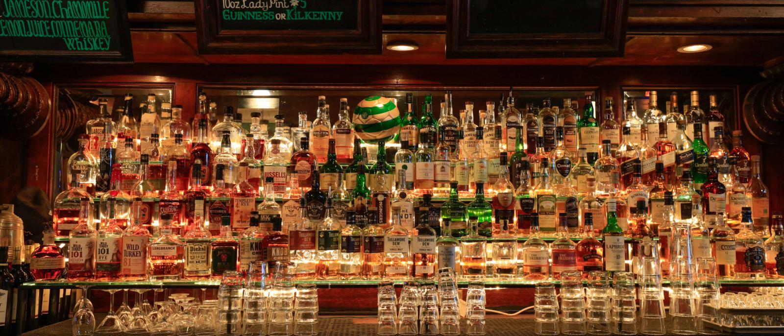 Casey's Irish Pub in DTLA