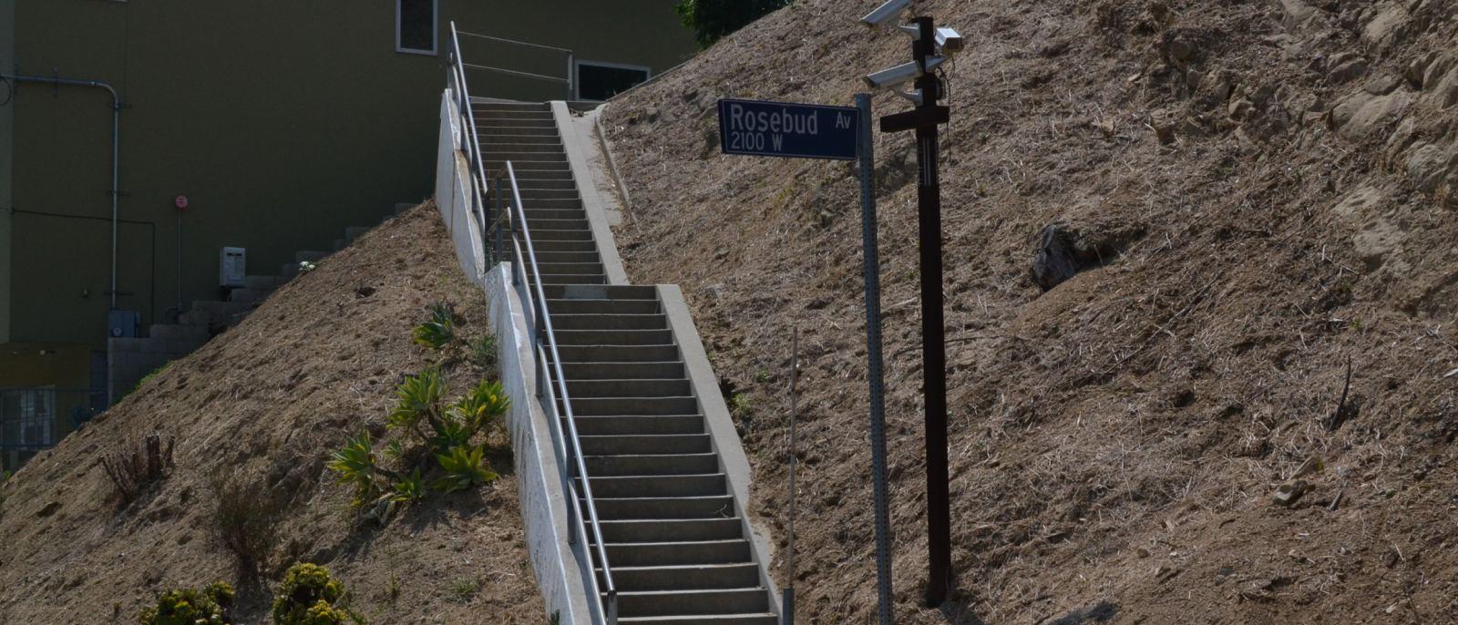 Corralitas Stairs