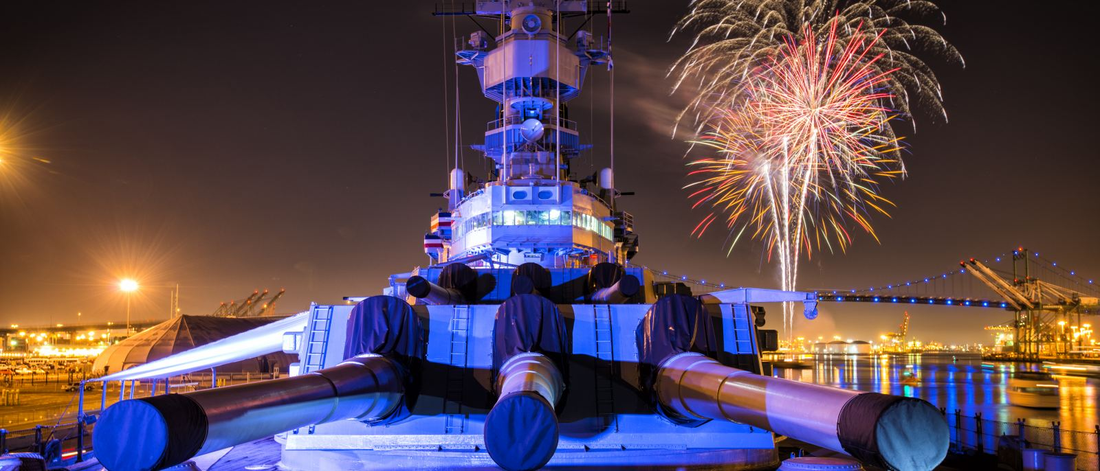Battleship IOWA | Photo: Michael Justice