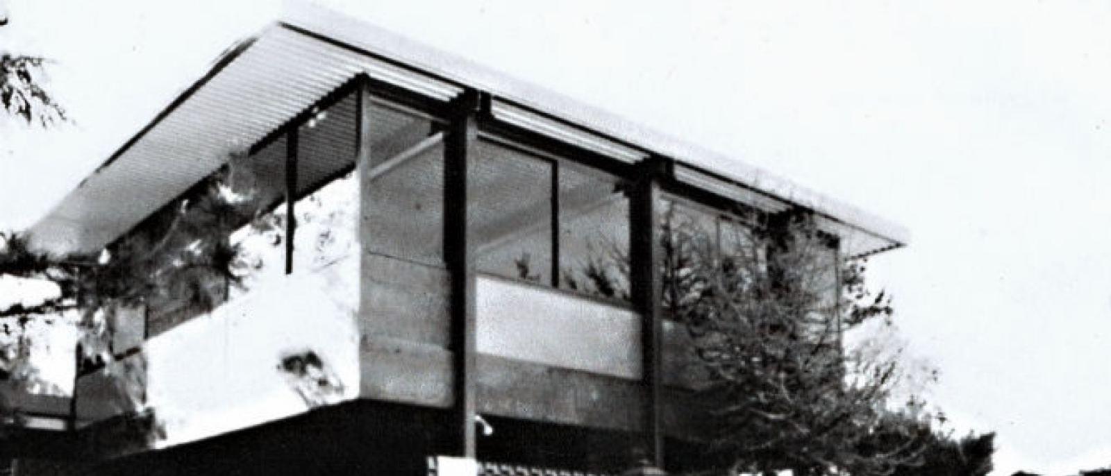El Paradiso Grossman House Modernism Studio City