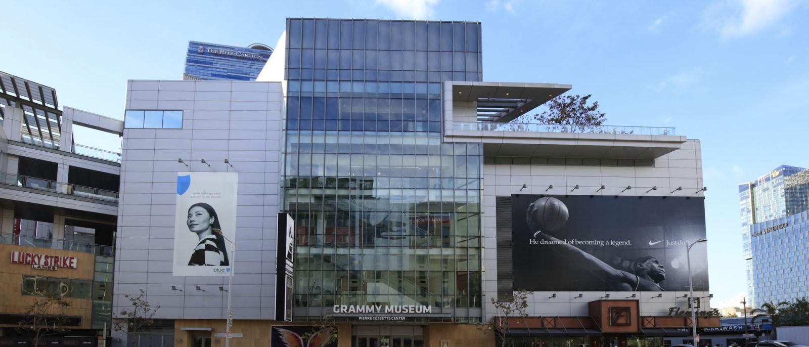 Grammy Museum LA Live