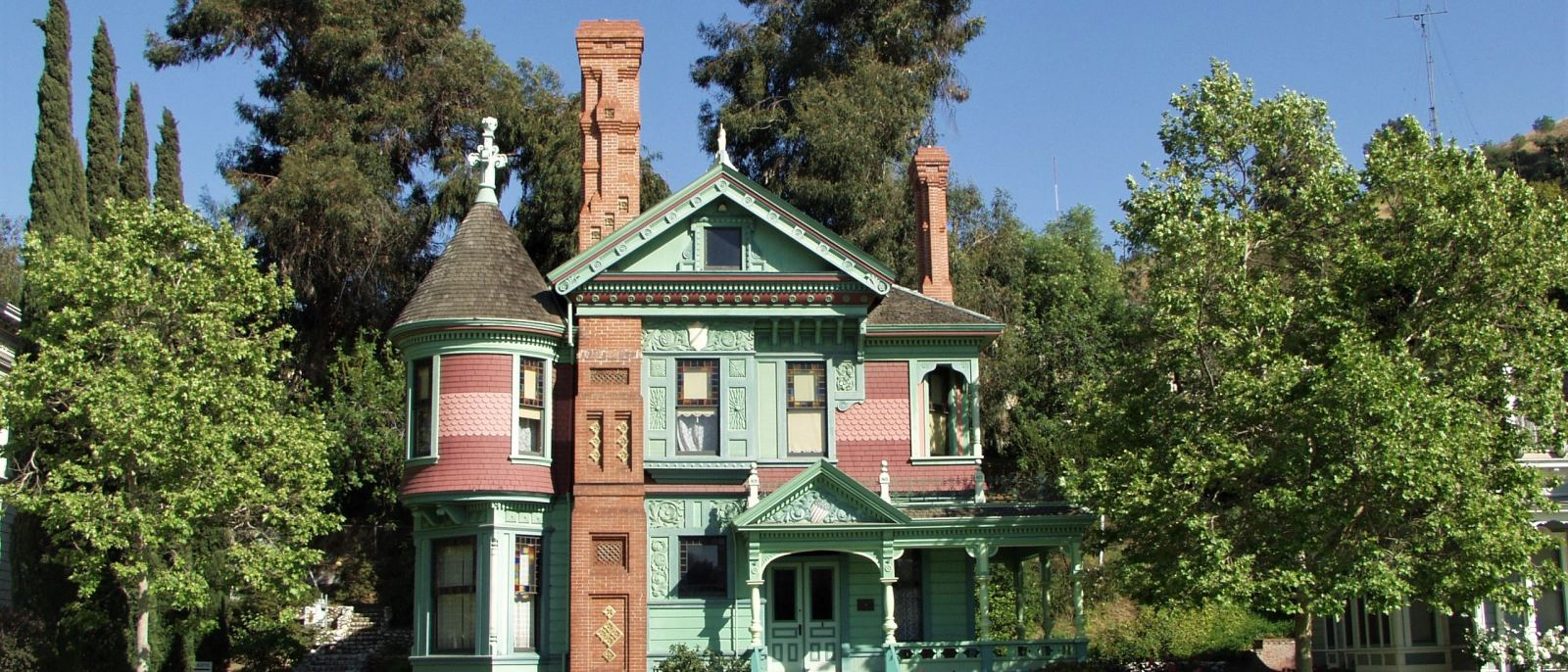 Hale House at Heritage Square Museum