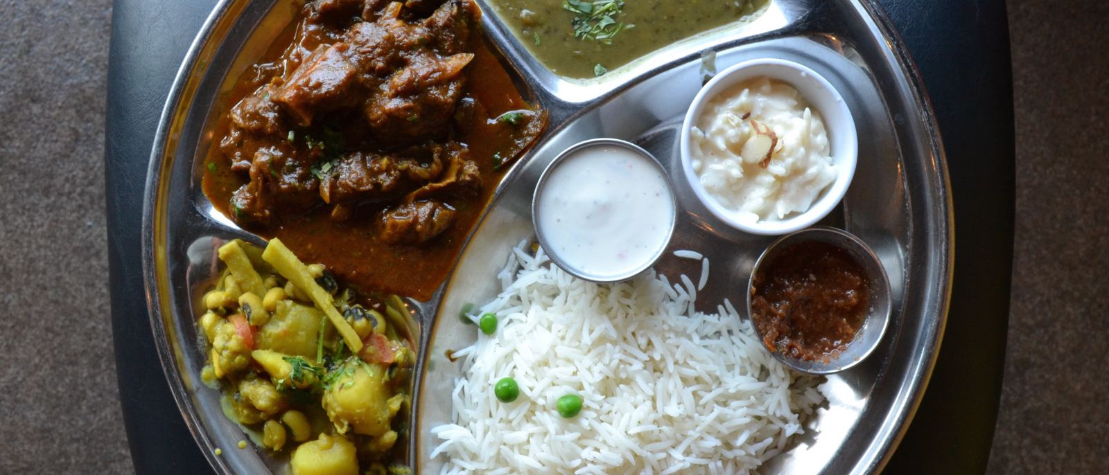 Himalayan House Goat Set Lunch