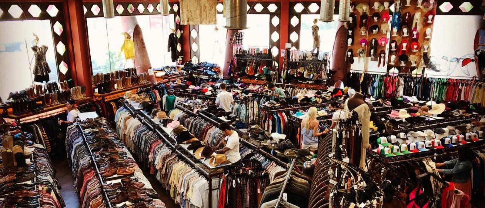 e5952ee23 Las Mejores Tiendas de Ropa Vintage (Retro) de Los Ángeles ...
