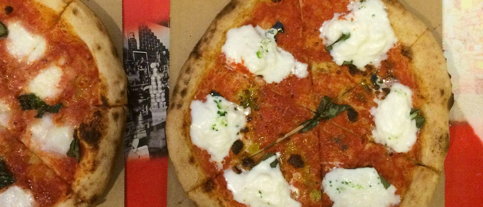 Olio GCM Pizzeria Margherita Pizza