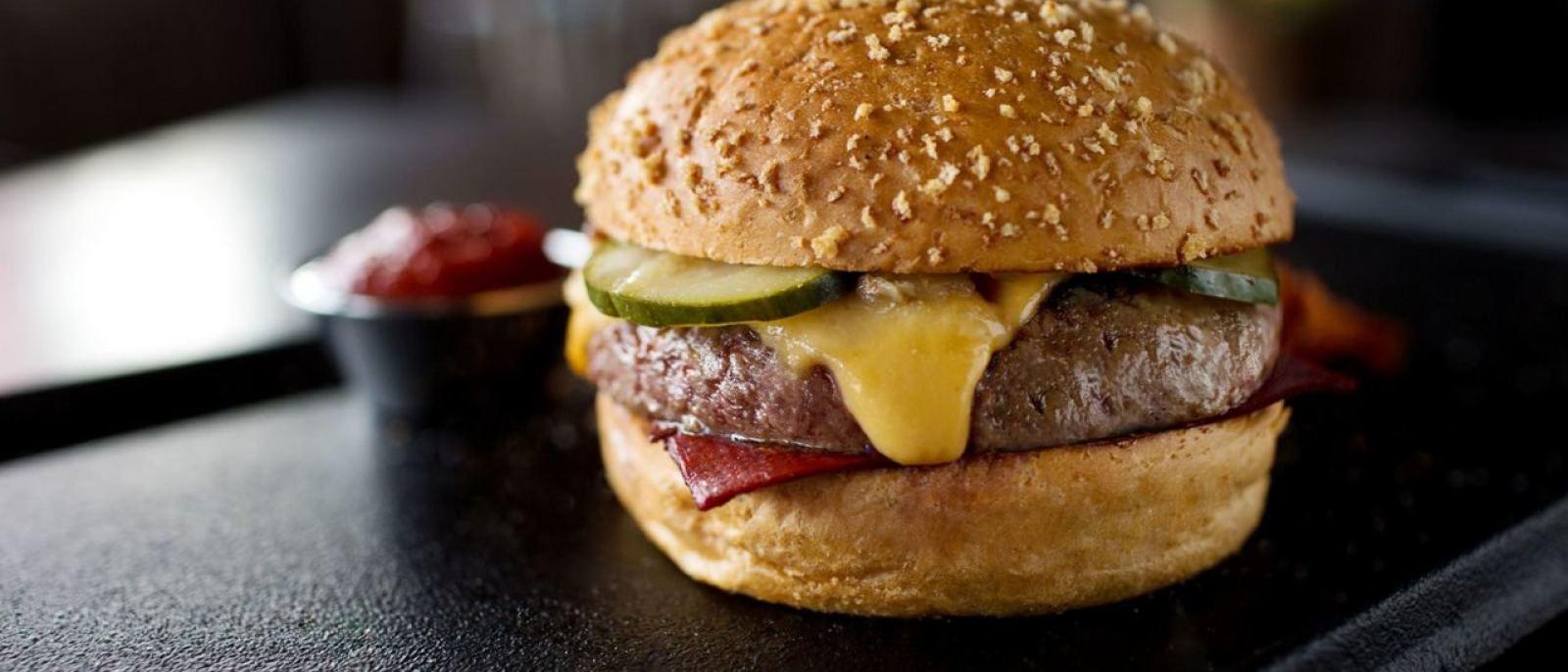 Plan Check Burger