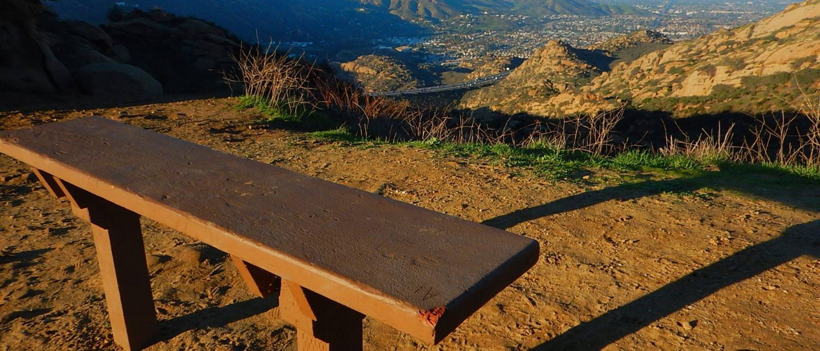 Sunset at Rocky Peak Park in Simi Valley
