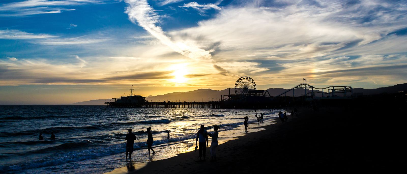 Santa Monica Pier | Photo: Melissa Turner