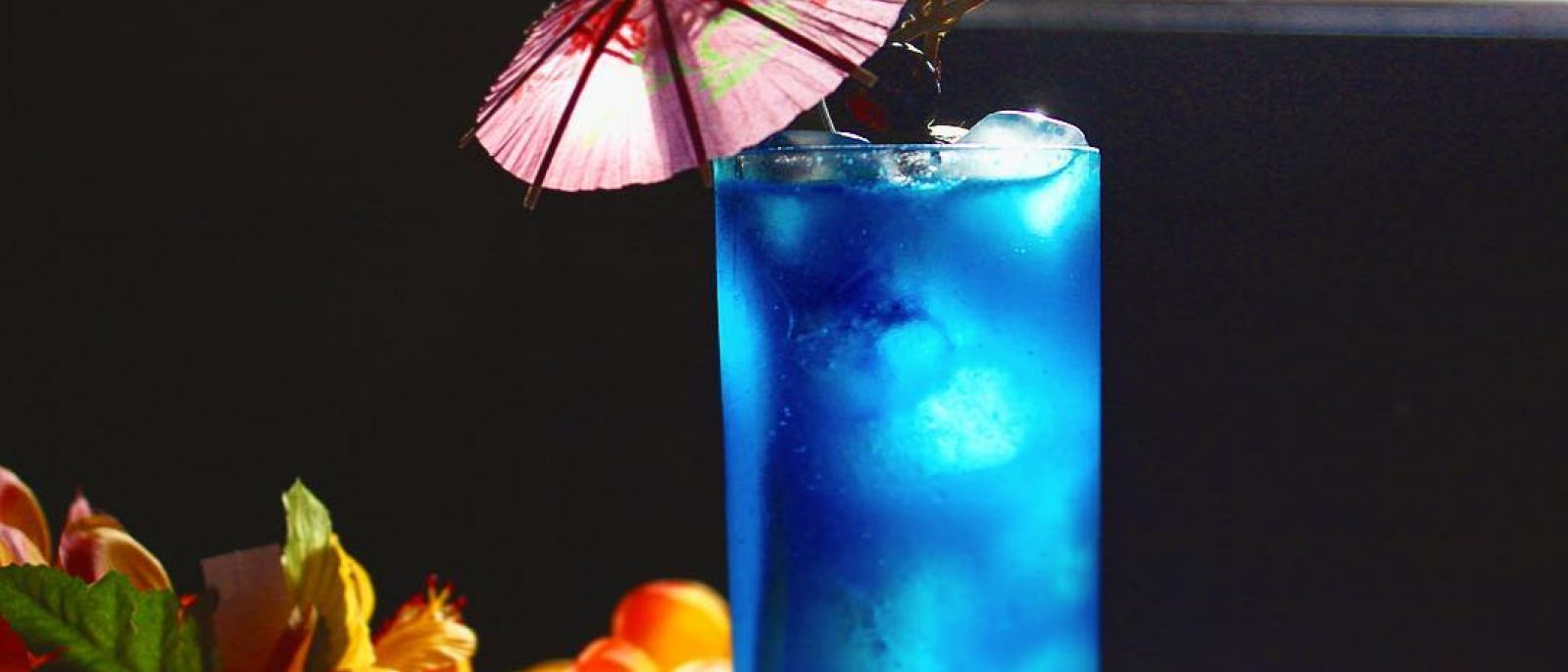 Feeling blue on Tiki Tuesday | Photo: Sonny's Hideaway, Facebook
