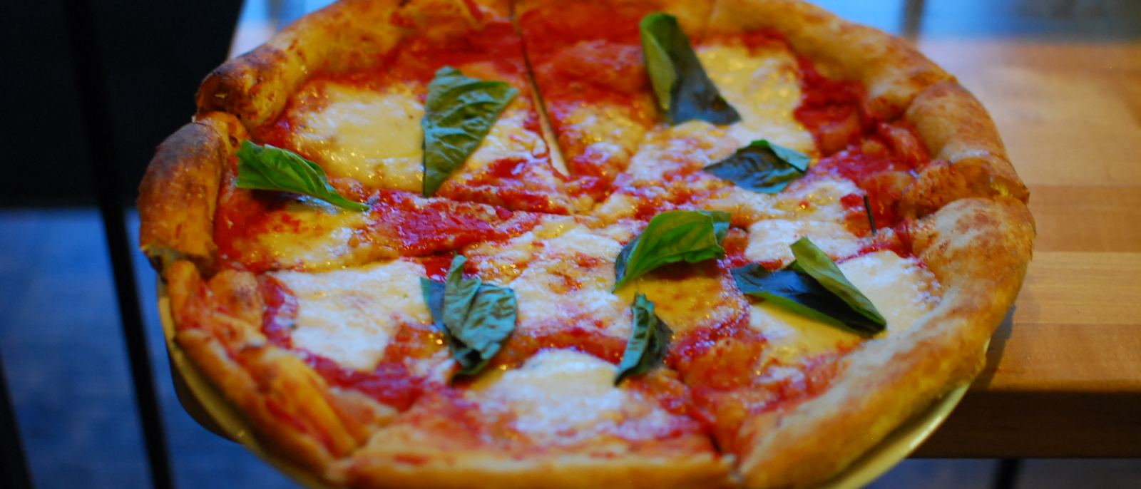 Stella Barra Pizzeria Margherita Pizza