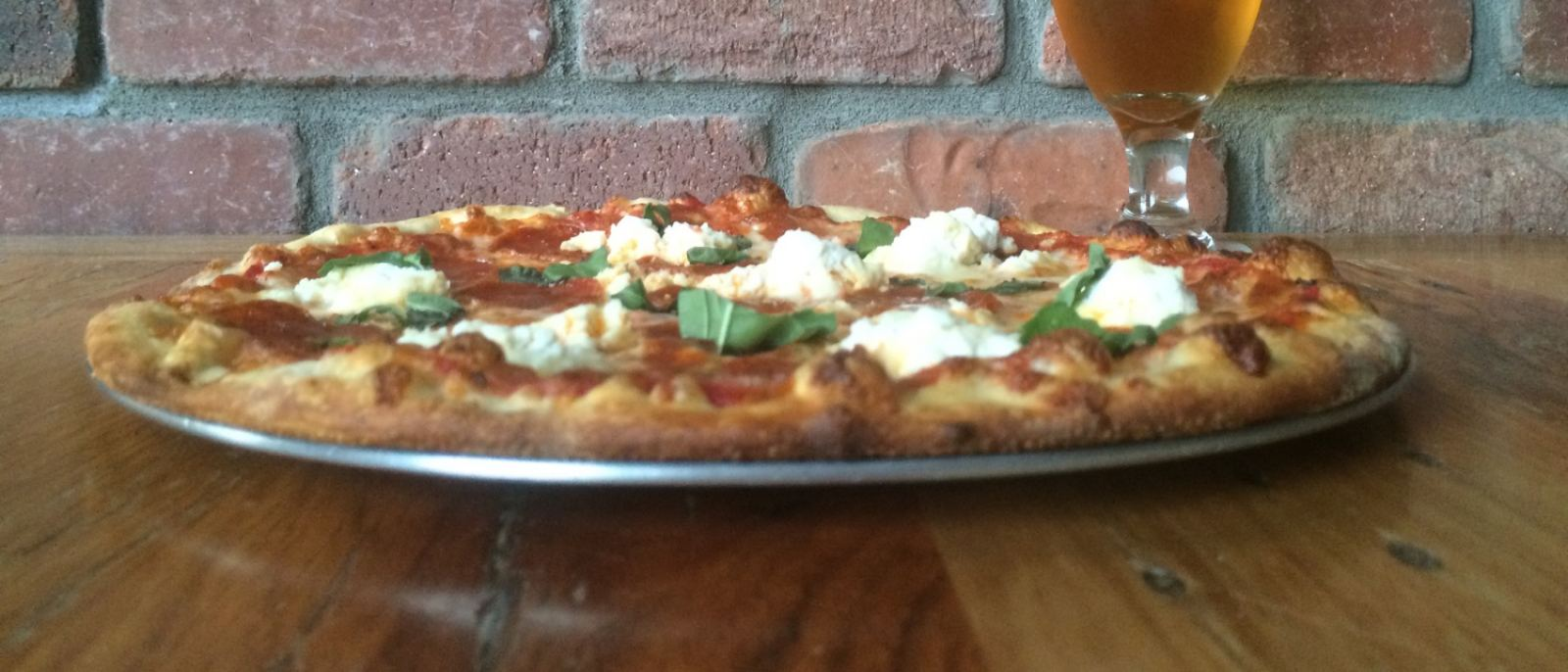 The Doughroom Pizza Beer