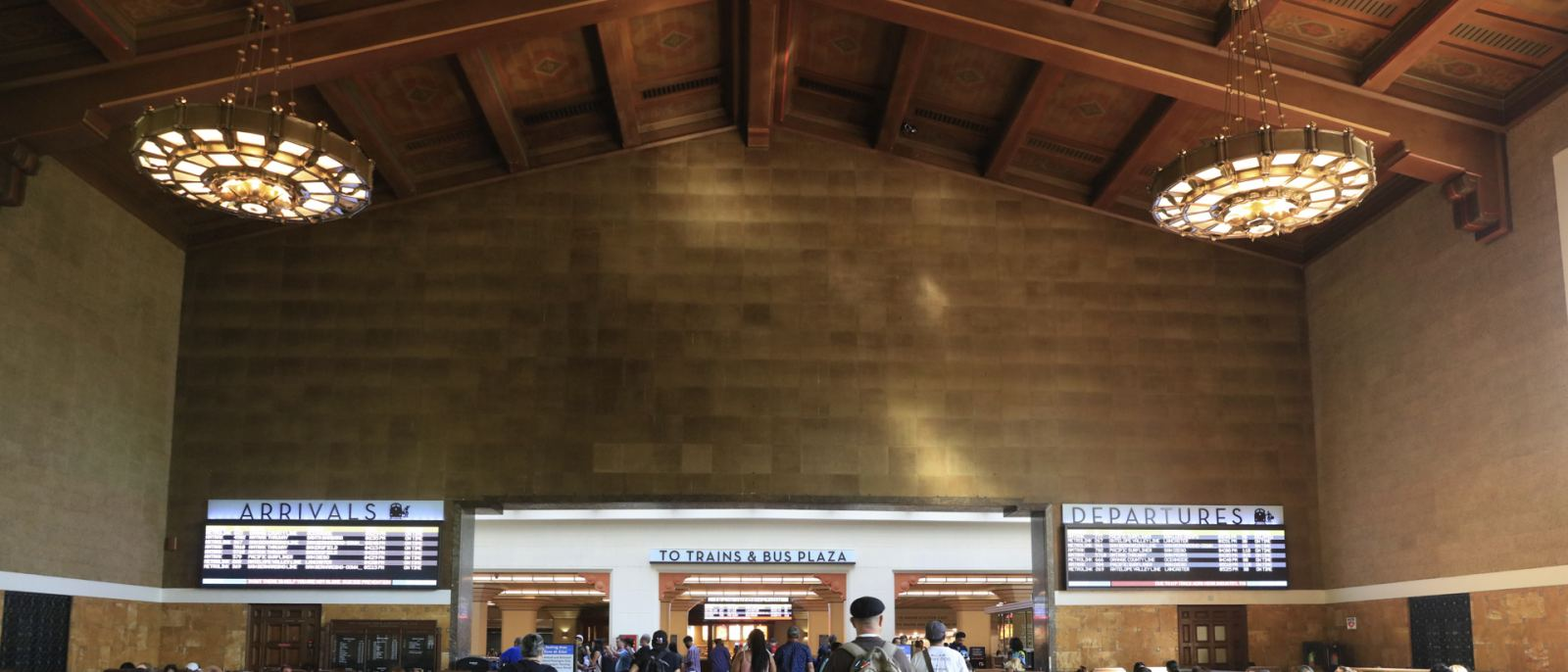 Ticket Concourse, Union Station | Photo: Yuri Hasegawa