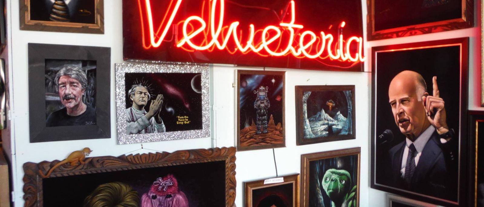 Velveteria in Chinatown