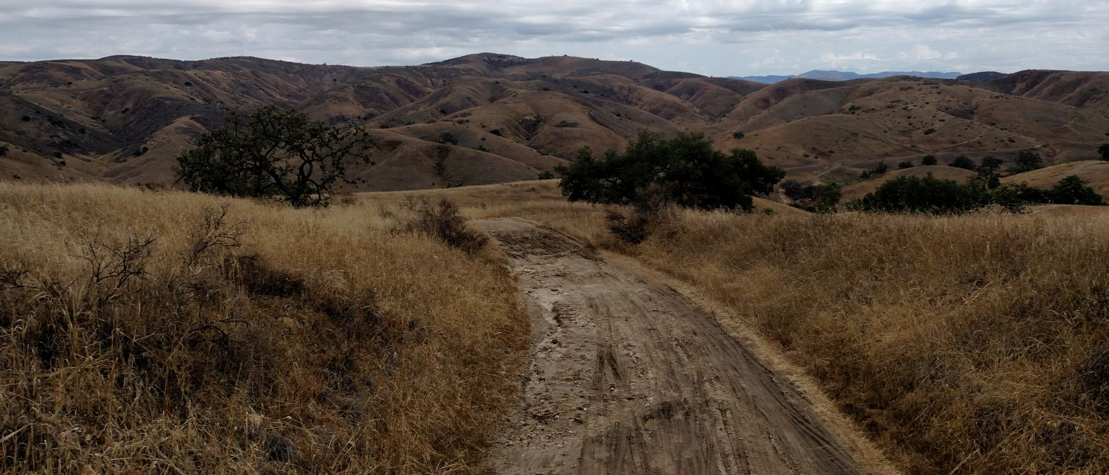 Upper Las Virgenes Victory Trailhead