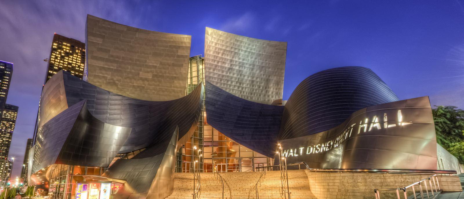 Walt Disney Concert Hall | Photo: Candice Montgomery, Flickr