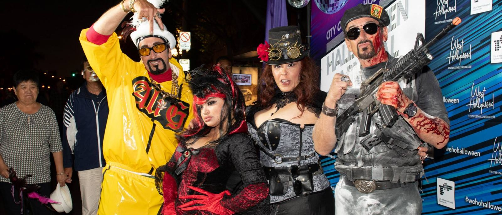 West Hollywood Halloween Carnaval 2018