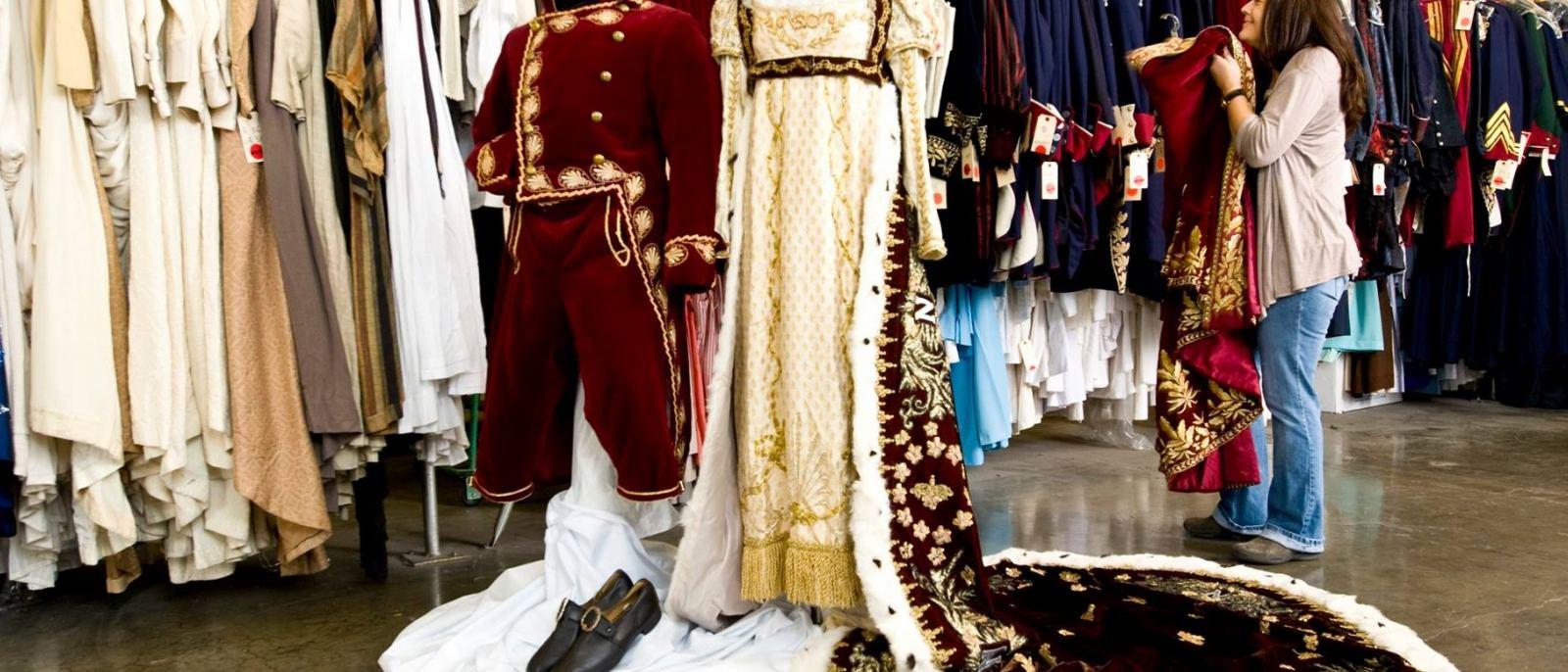 Vestuarios Napoleónicos