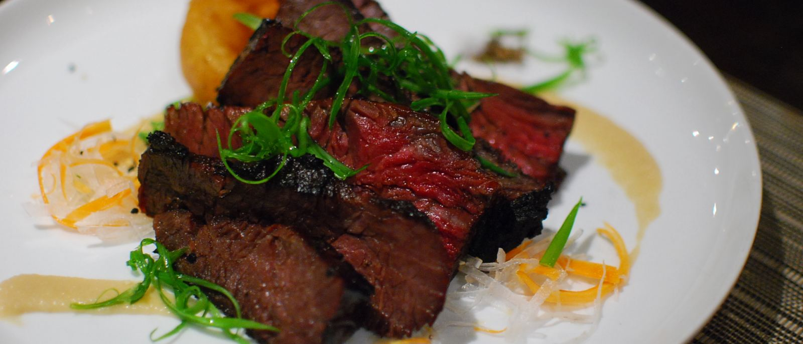 Wilshire Hanger Steak