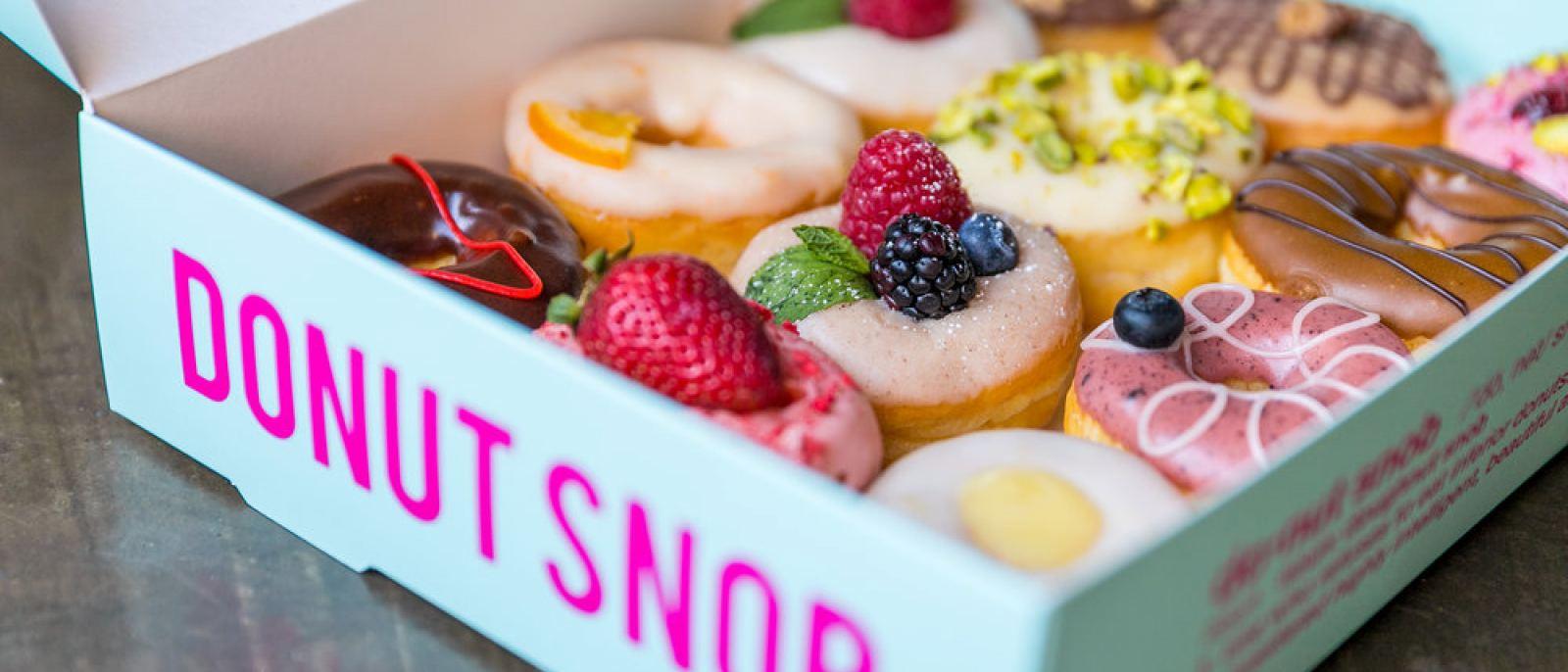 Donut Snob