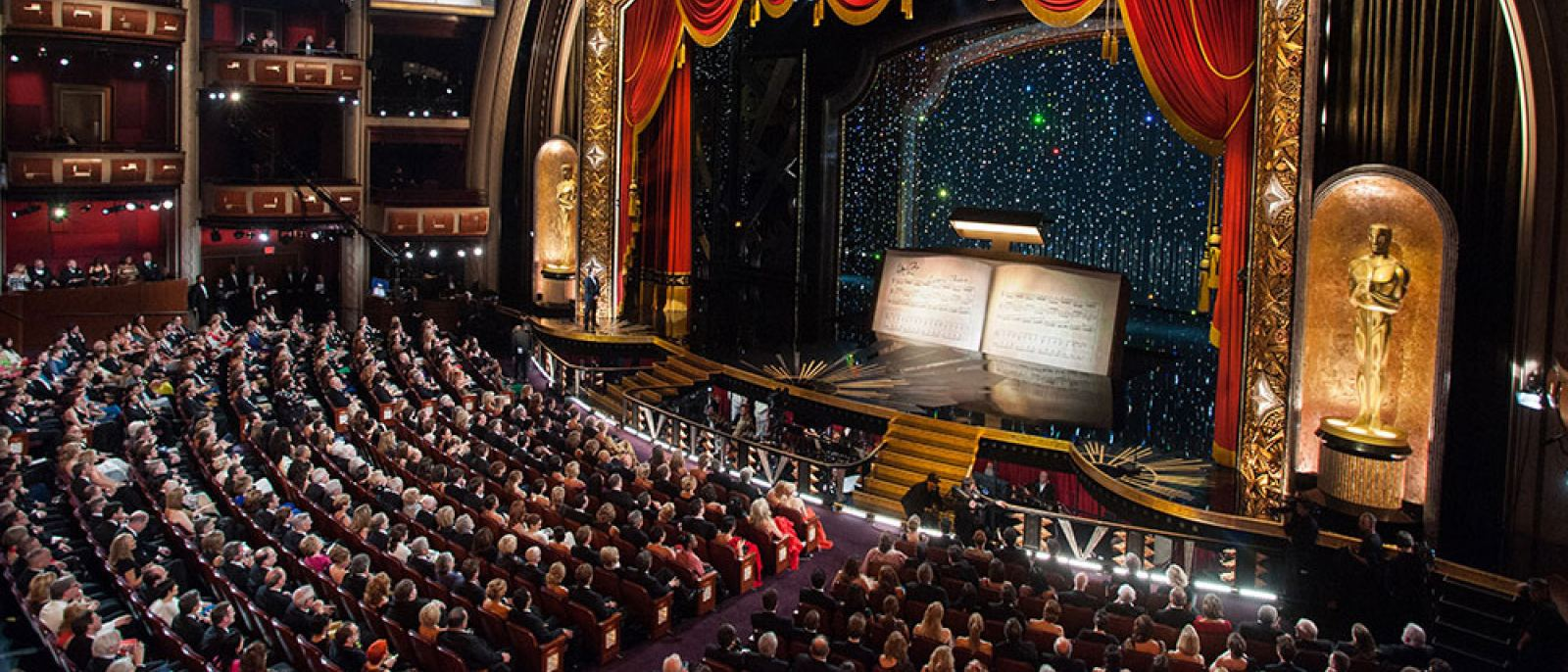 Academy Awards at the Dolby Theatre
