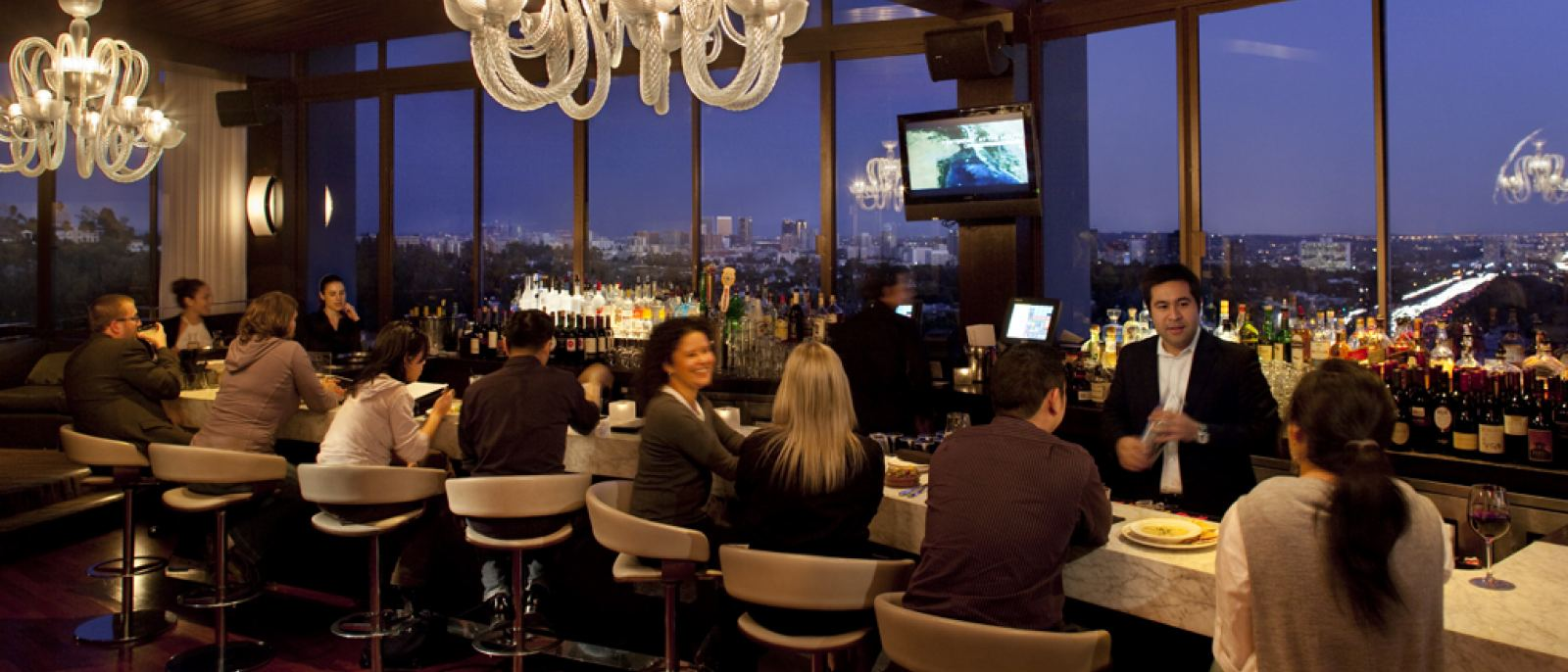West Restaurant and Lounge at Hotel Angeleno