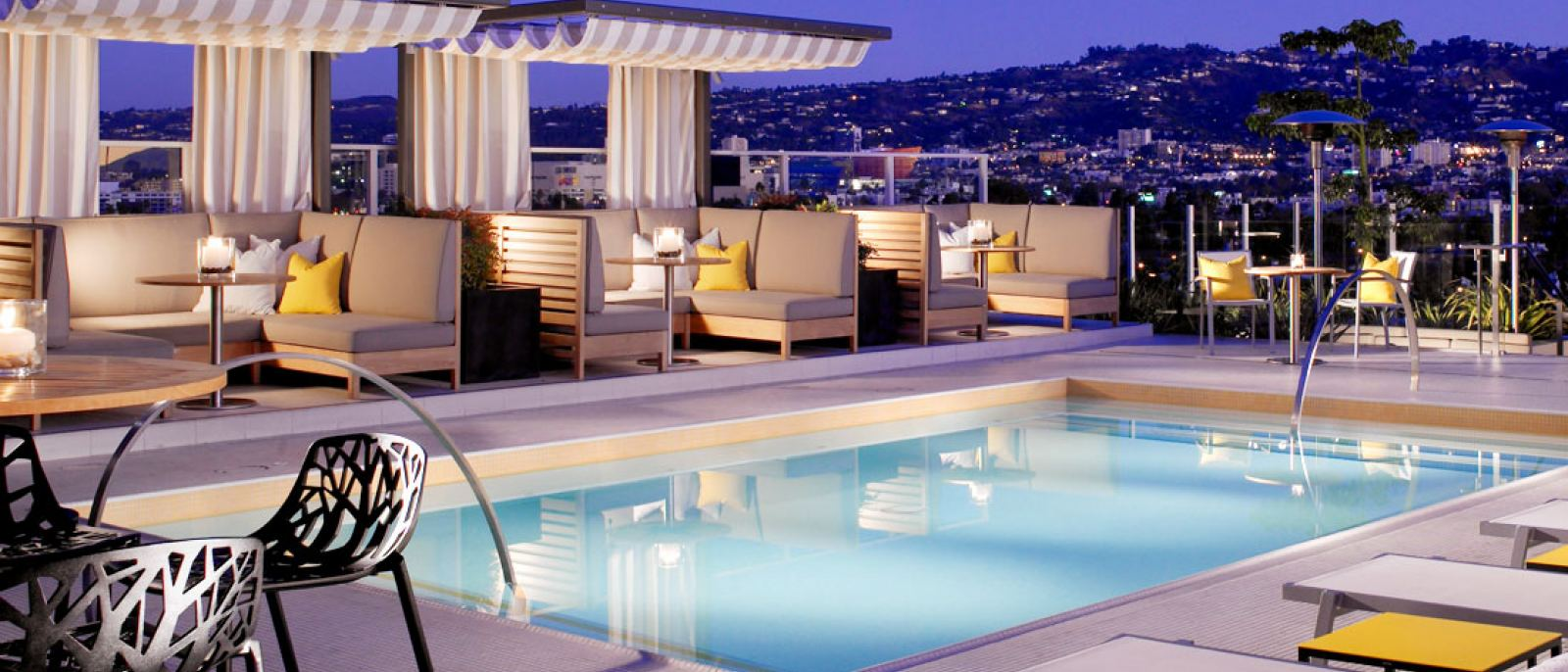 The Roof on Wilshire | Photo: Kimpton Hotel Wilshire, Facebook