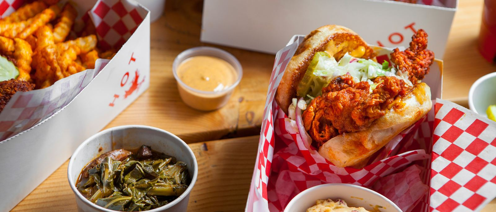 Howlin' Ray's Nashville Hot Chicken | Photo: Howlin' Ray's