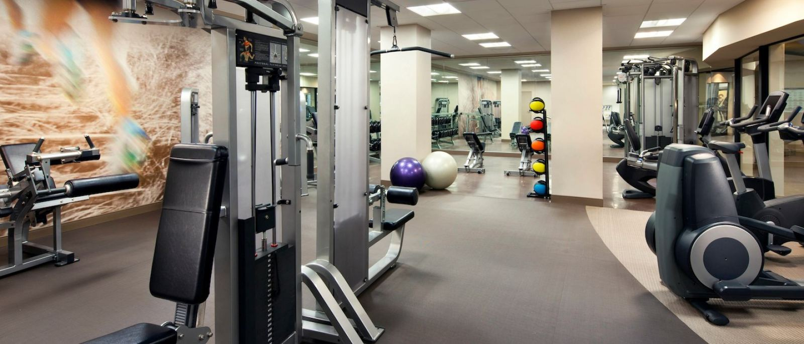 westin-bonaventure-fitness-center