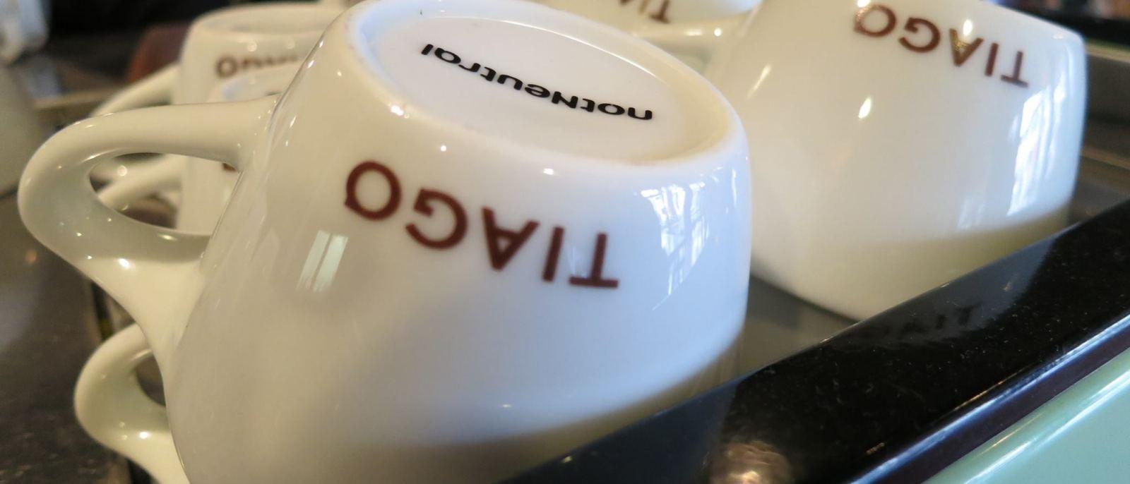 Tiago Coffee Cups