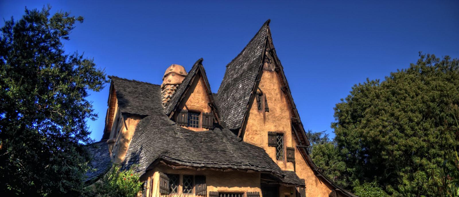 Spadena House Witch's House