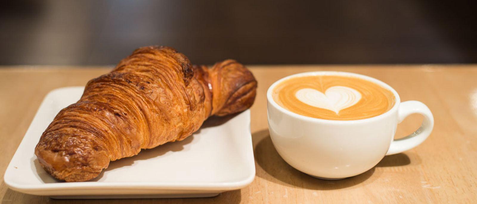 Tierra Mia Coffee Croissant