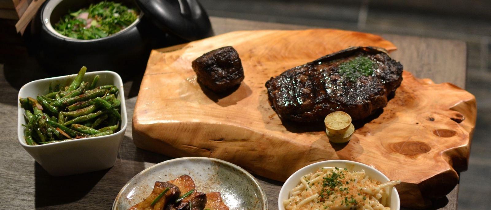 Alexander's Steakhouse Pasadena