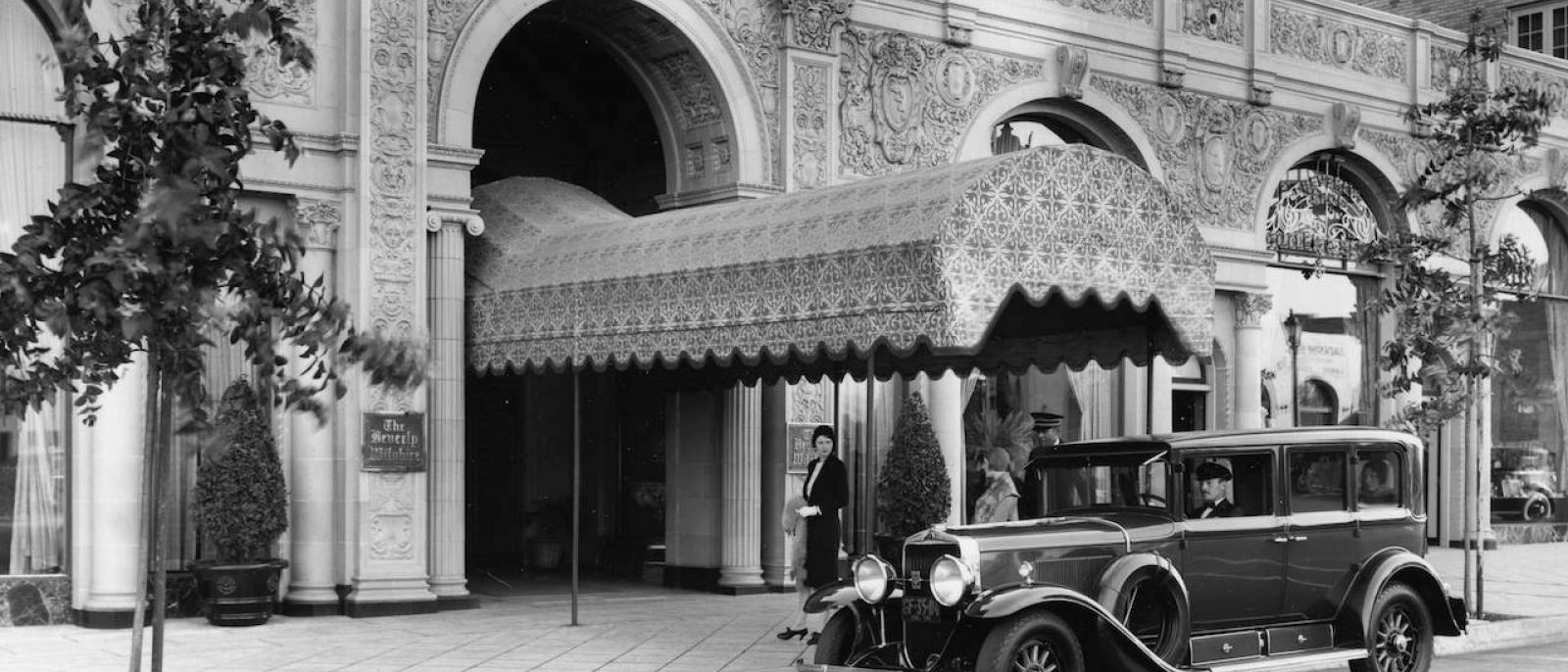 Beverly Wilshire 1929