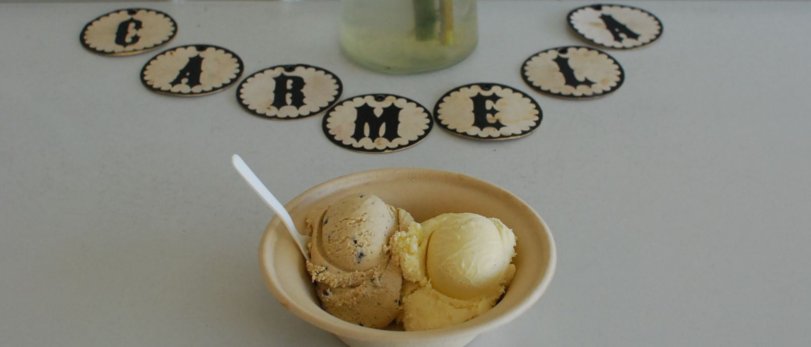 Carmela Ice Cream Espresso Vanilla