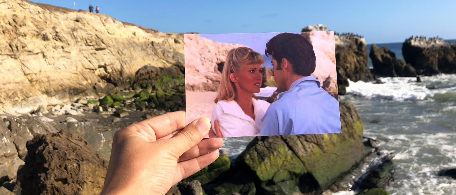 """""""Grease"""" at Leo Carrillo State Beach"""