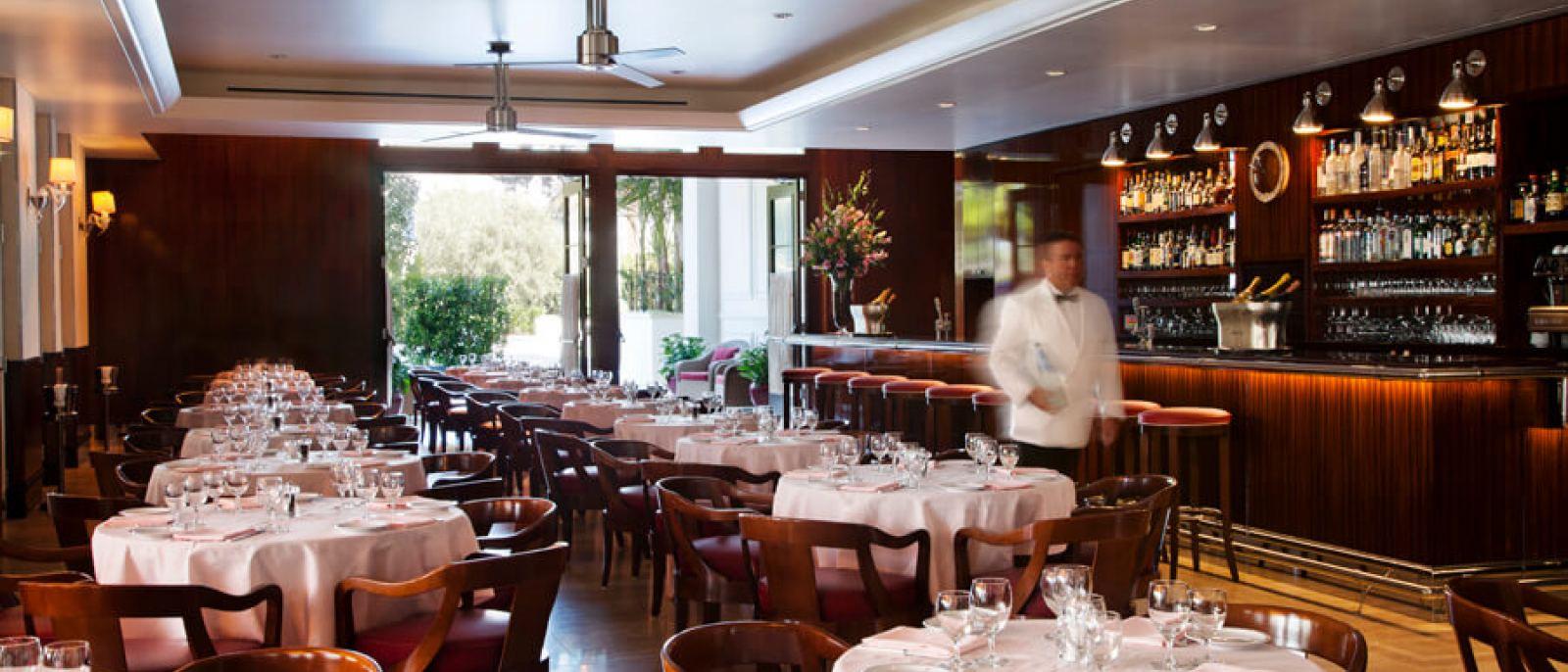 The Restaurant at Mr. C Beverly Hills