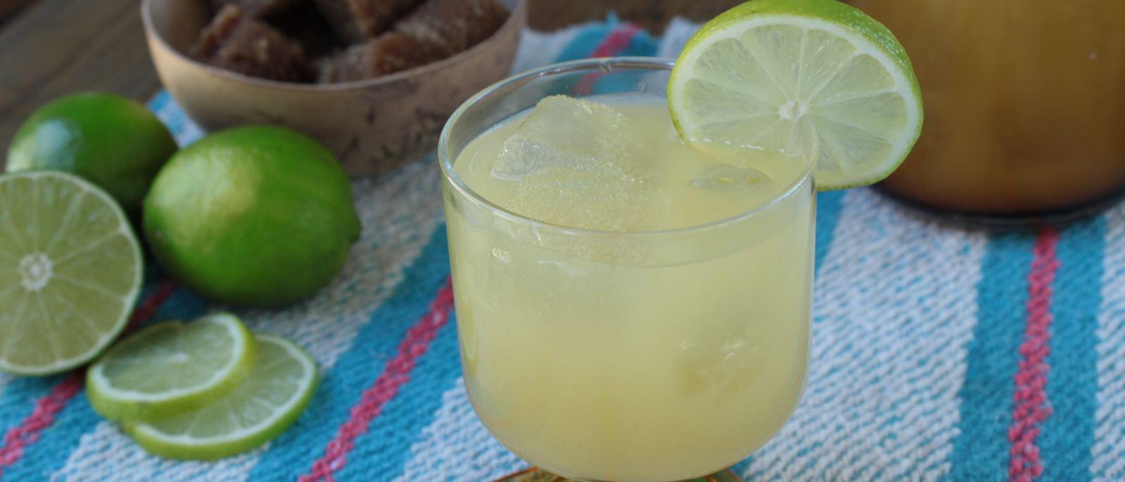 Lunazul Tequila Margarita | Photo: Salazar