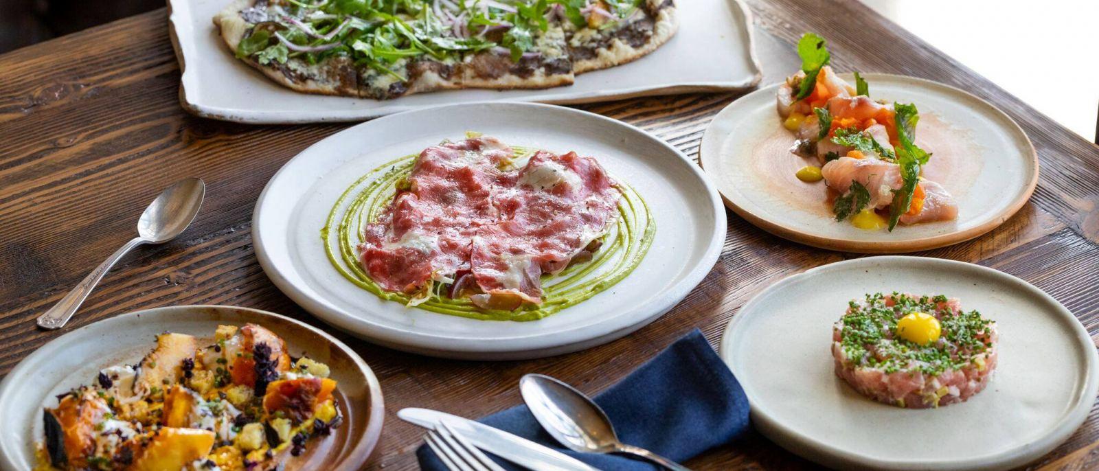 Tasting menu at Scratch | Bar & Kitchen