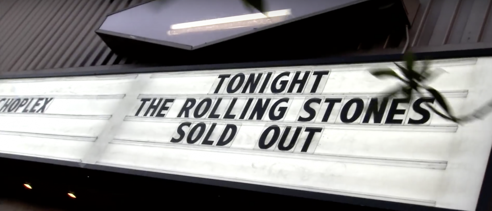The Rolling Stones Echoplex