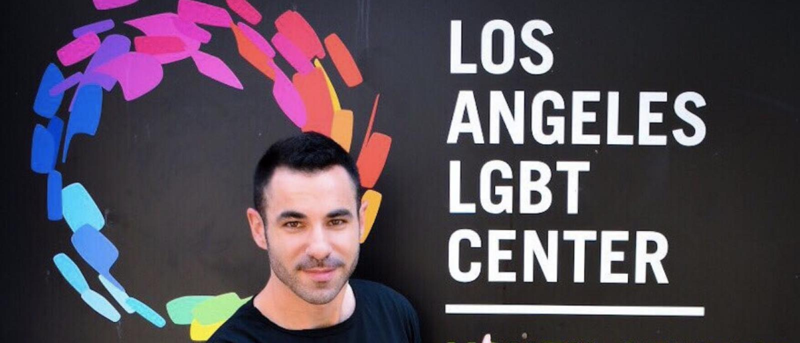 Idan Matalon Los Angeles LGBT Center