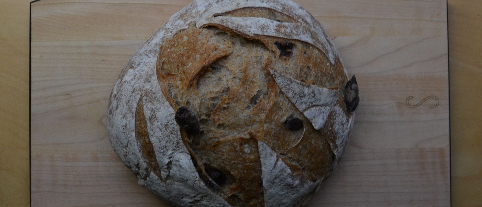 Seed Bakery Olive Bread