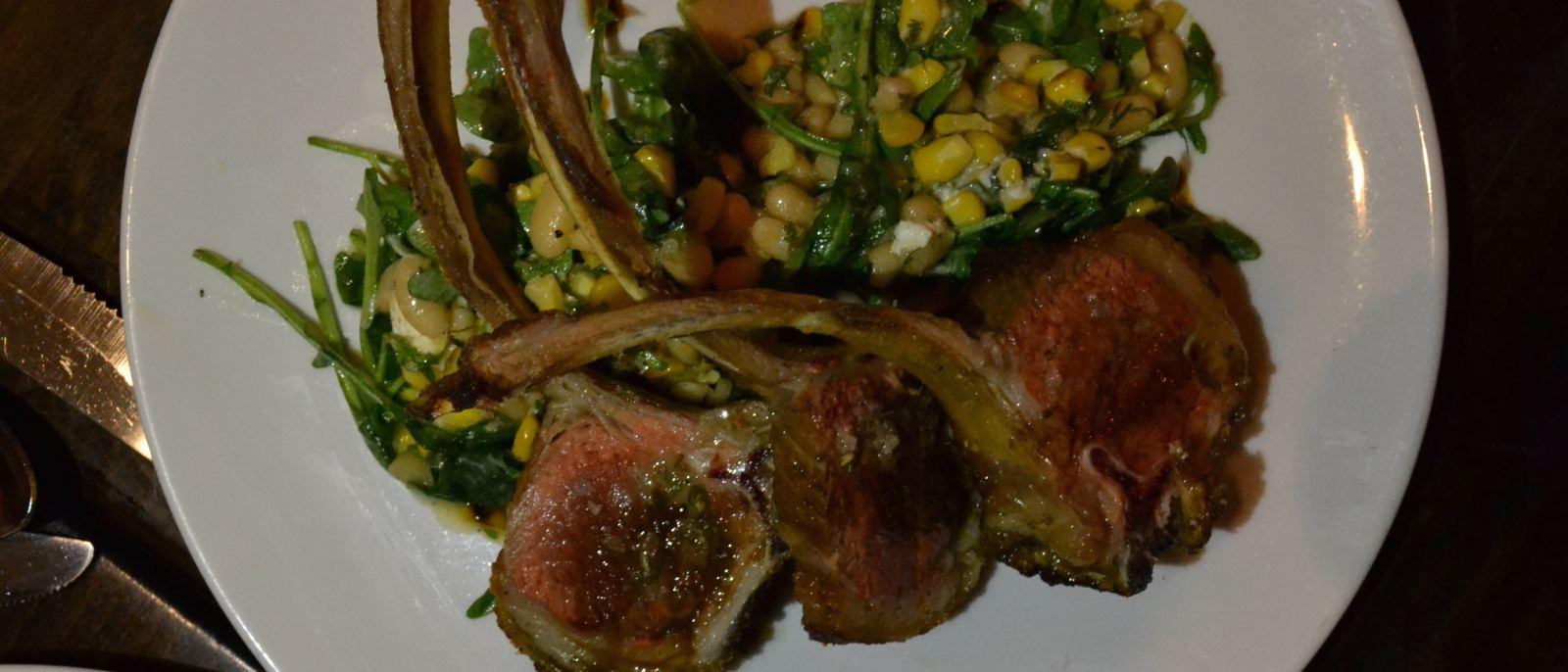 Union Pasadena Lamb Chops