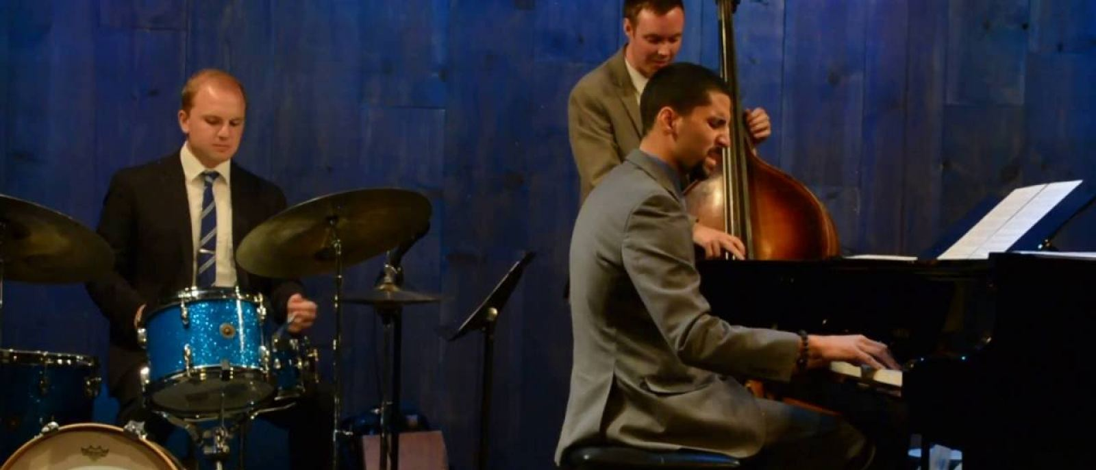 Ryan Shaw Trio at the Blue Whale