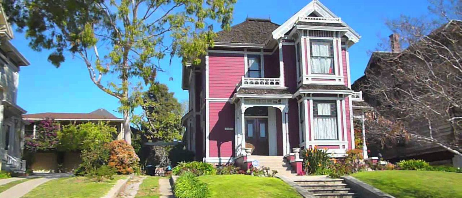 Charmed TV Show House