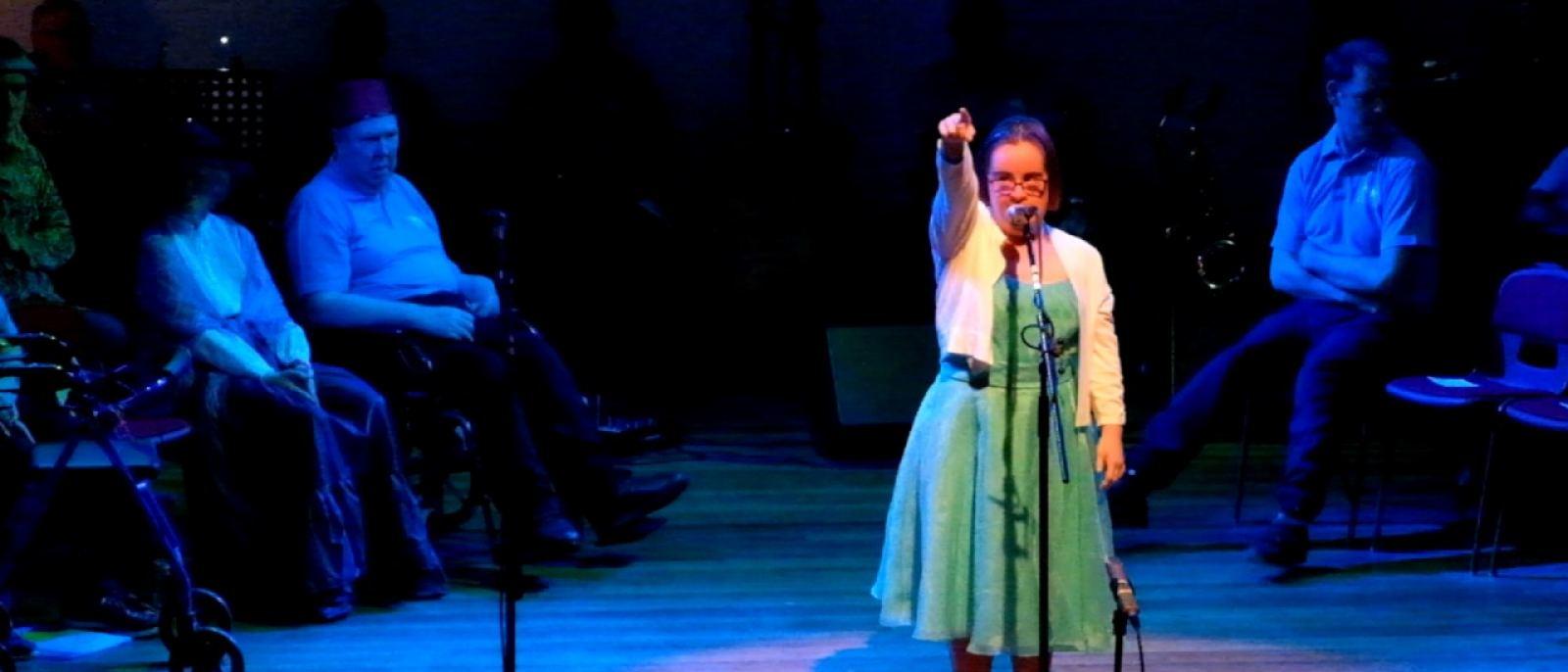 Katy Neill Phantom of the Opera Celebration Theatre