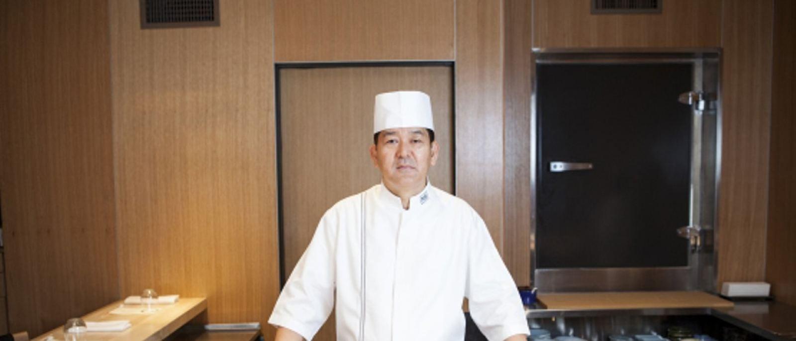 Chef Fujita Nozawa Bar Sugarfish