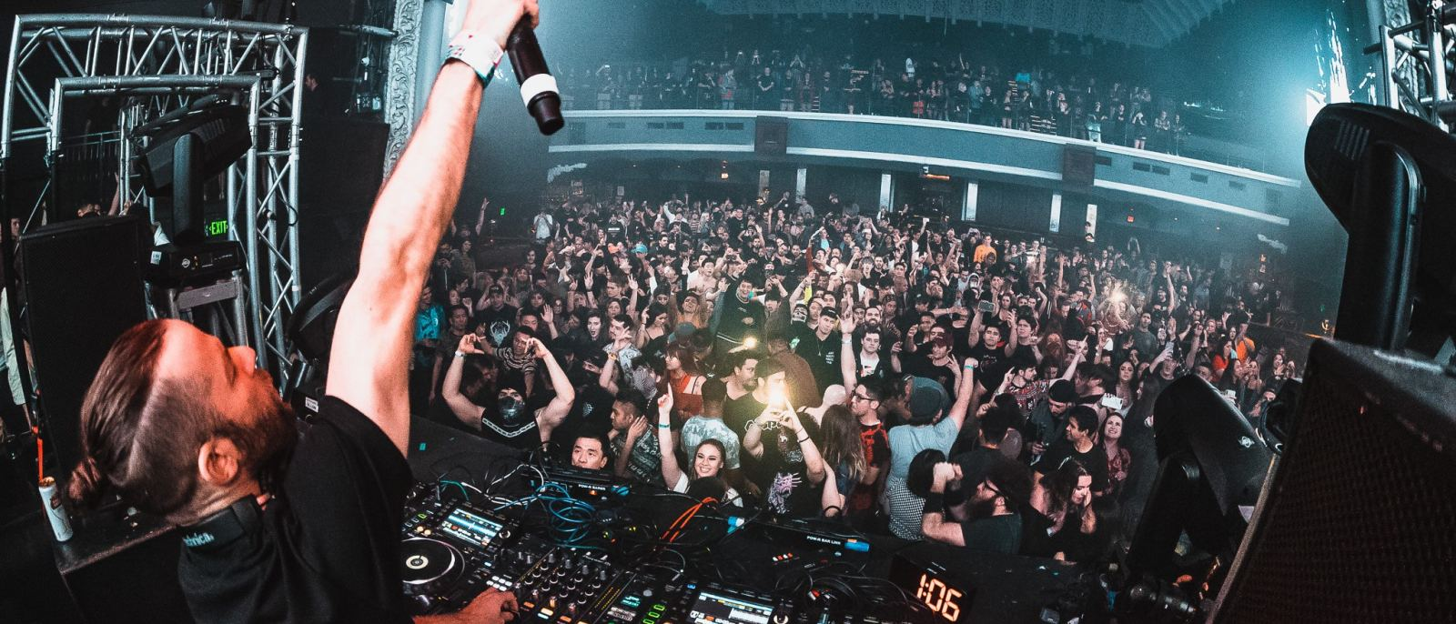 Downlink at Control | Photo: Avalon Hollywood, Facebook