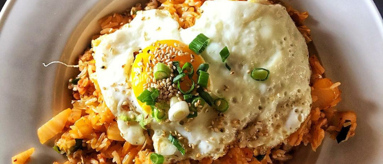 Kimchi Fried Rice at Jane in Highland Park