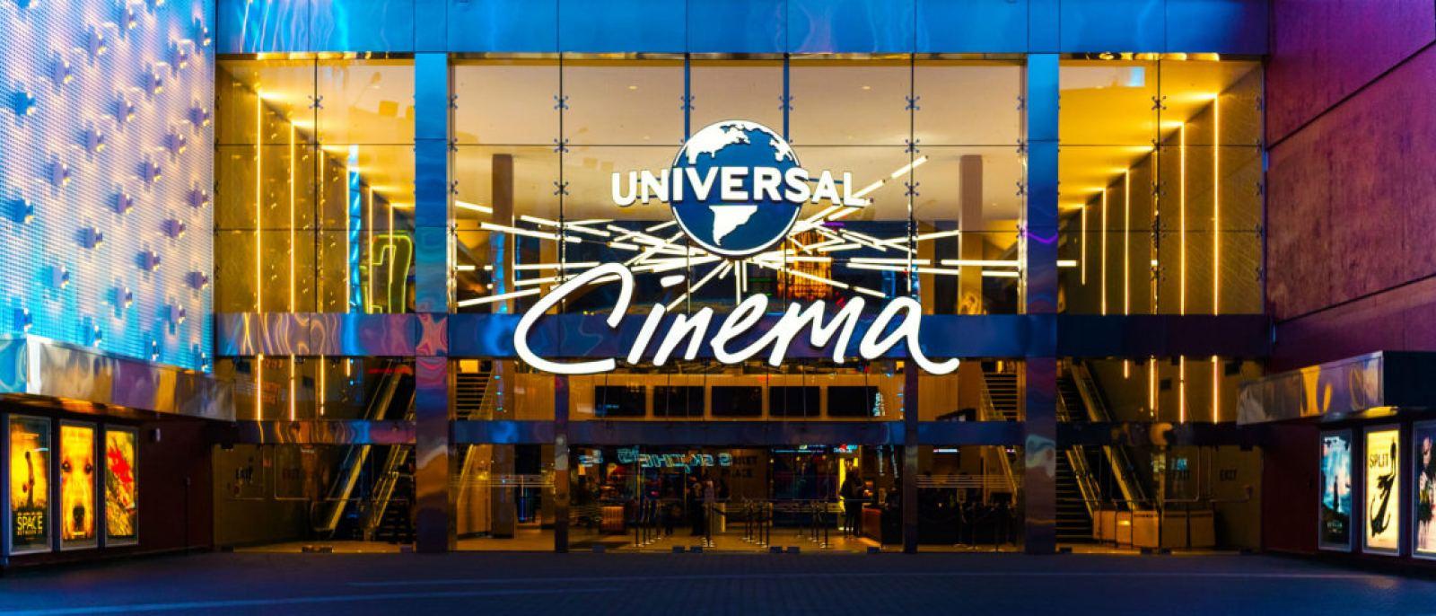 Universal Cinema at CityWalk Hollywood | Photo: Universal Studios Hollywood