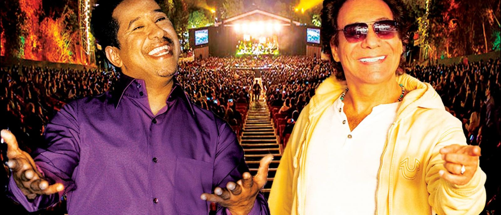 Greek Theatre Khaled & Andy Earth Day Celebration 2019